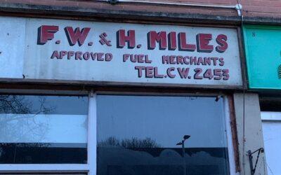 Fuel Merchants back in Chorleywood?