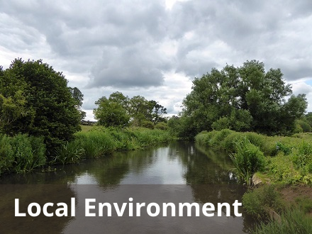 Click for Chorleywood Local Environment Topics