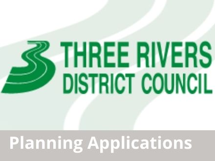 Click for Chorleywood Planning Applications