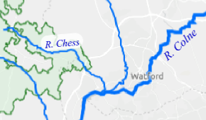 What's so special about the River Chess?