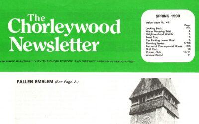 1990 Spring (044) Newsletter