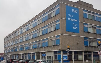 Plans for New Hospital in Watford