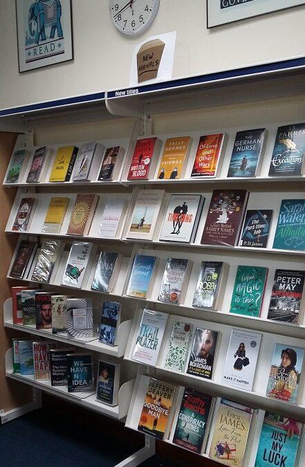 Chorleywood Library Update