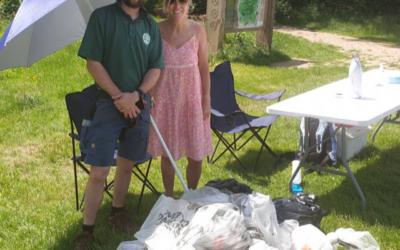 Chorleywood Common Litter Pick Day