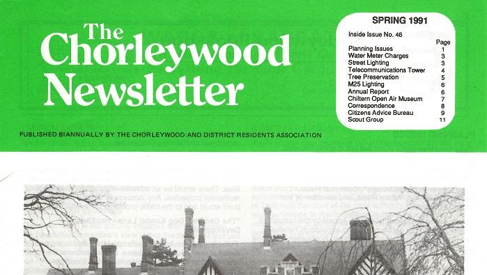 1991 Spring (046) Newsletter
