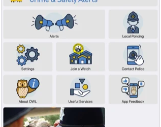 Staying safe with the new OWL Mobile App