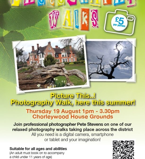Photography walk at Chorleywood House on 19th August 2021