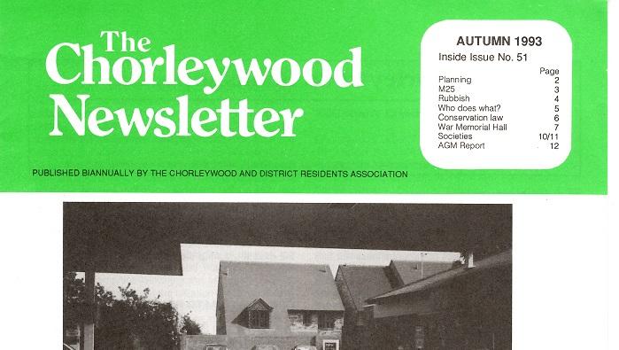 1993 Autumn (051) Newsletter