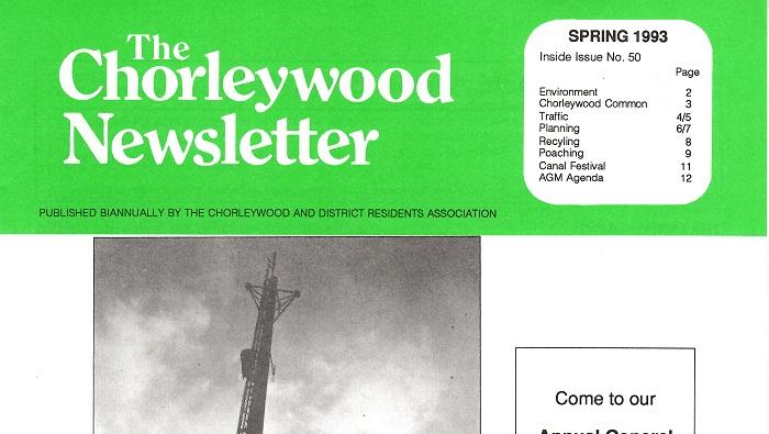 1993 Spring (050) Newsletter