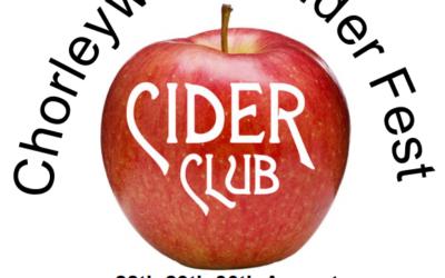 Cider Fest Raises £6,500