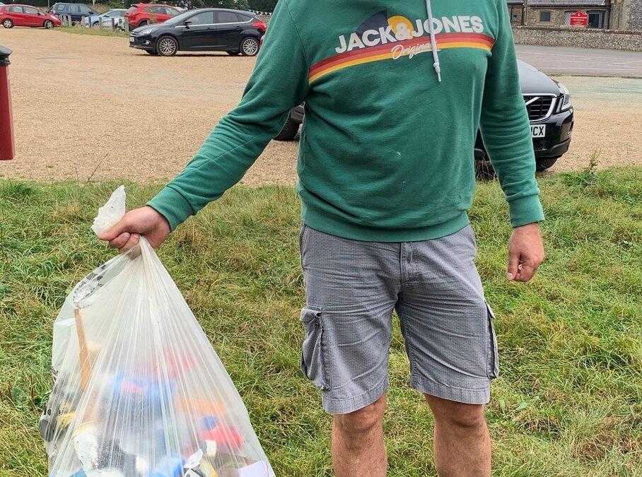 Chorleywood Common Litter Pick Day – 25th September 2021